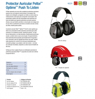 Optime™ Push To Listen